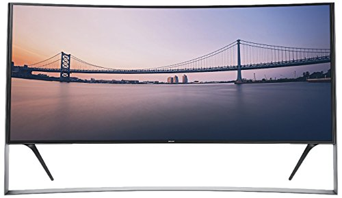 Samsung UN105S9 Curved 105-Inch 4K Ultra HD 120Hz 3D Smart LED TV