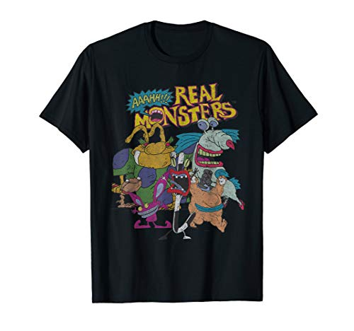 Aaahh!!! Real Monsters All Characters T-Shirt