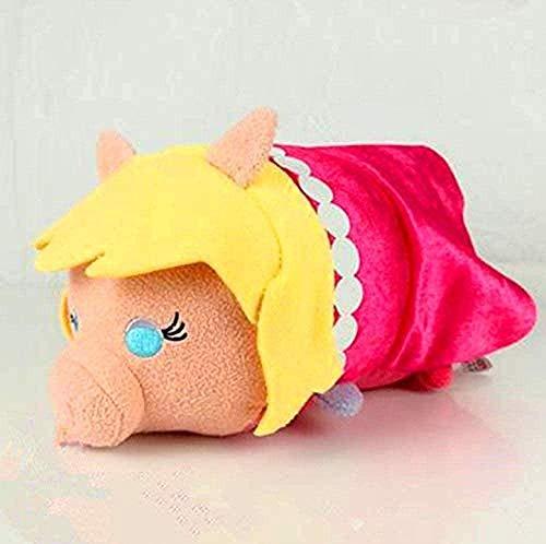 SXRDZ Plüschspielzeug der Muppet Miss Piggy Kermit Der Frosch Fozzie Tier Gonzo Gefüllte Spielzeug Puppe Für Kinder Spielzeugpuppen 30cm