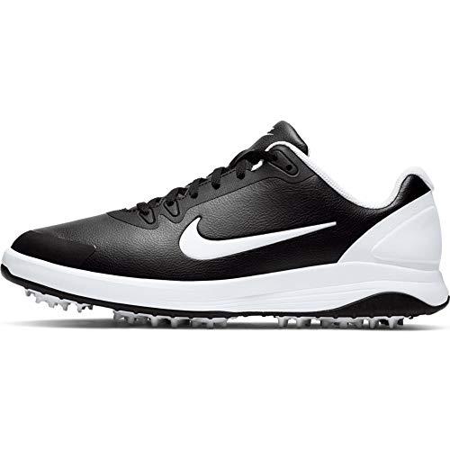 Nike Scarpa da Golf Infinity G - Uomo, Nero/Bianco, 44.5 EU