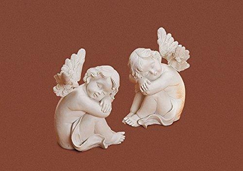 Engel Engelfigur 1 Stück Schutzengel Geburt Konfirmation Trauer fürs Grab