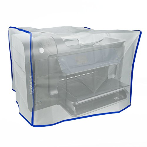 BeMatik - Schutzhülle für Laserdrucker Drucker Staubschutzhaube Universal 480 x 480 x 330 mm