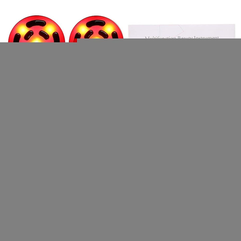 倉庫アコード復活スキンケア装置、フォトンケア方法微振動美容機しわ除去フェイスリフティング(黒)
