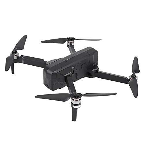 Faltbare WiFi Mini Drohne, SJRC F11 2.4G GPS 1080P 5G HD Weitwinkelkamera Quadcopter Fernbedienung Hubschrauber Drohne mit 1806 Brushless Motor und 25 Minuten Flugzeit für Erwachsene Kinder Anfänger
