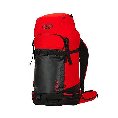 bca Unisex-Erwachsene STASH 40 Rucksack, Rot, 40l
