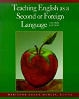 Teaching English as a Second or Foreign Language, 3/e Text (592 pp)