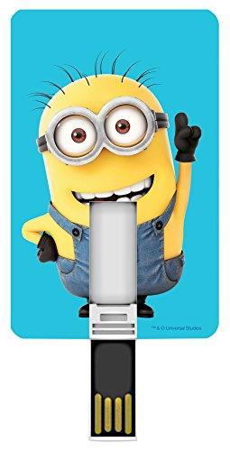 Tribe 8GB, Minions Unidad Flash USB USB Tipo A 2.0 Multicolor -...