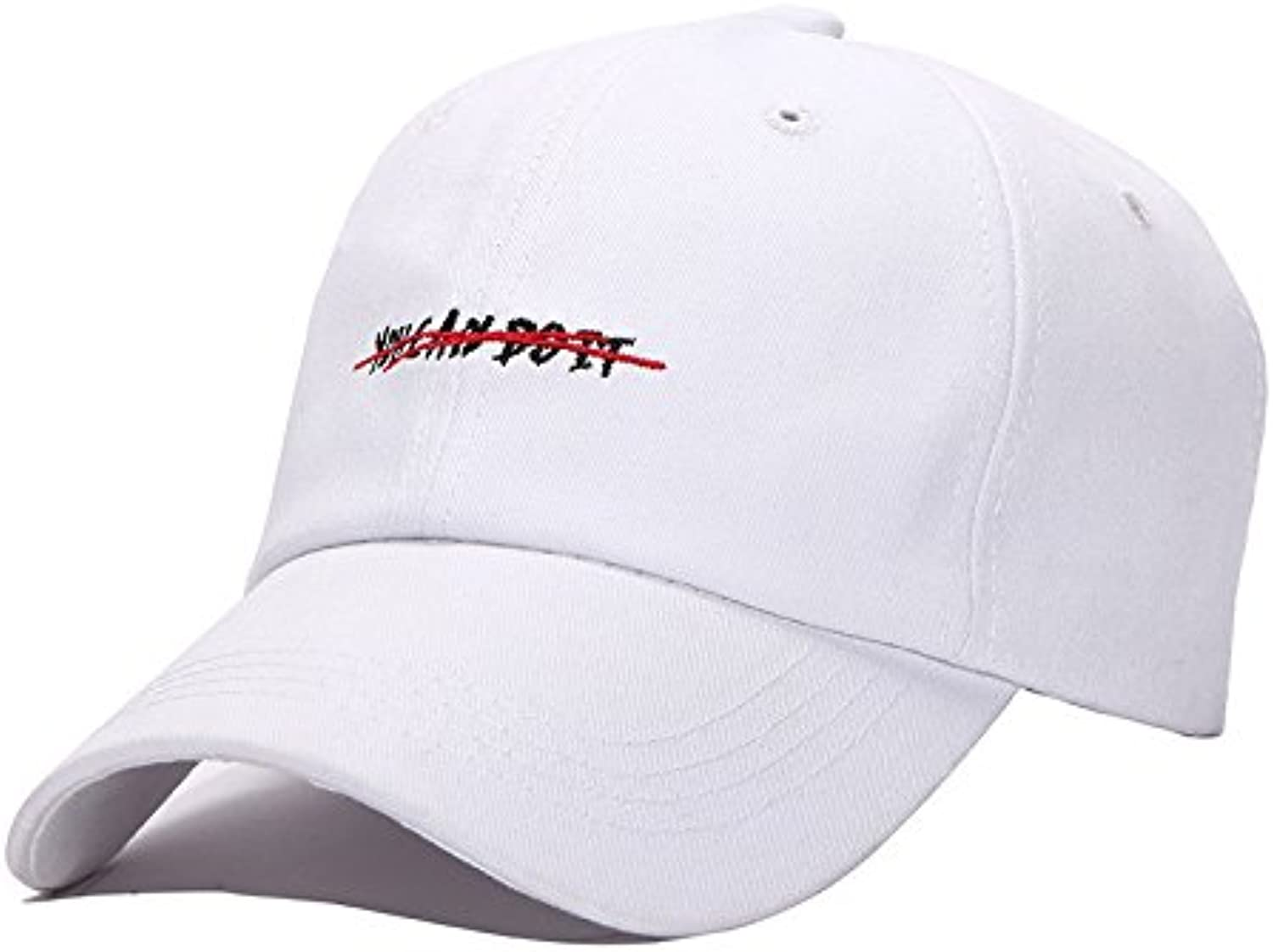 a5454f4d5aeab9 QETUOAD Embroidery Snapback Baseball Cap Casual Trucker Summer Adjustable  Hip Hop Caps Dad Hats for Women Men Outdoor Sun Cap Street Hat  nzvaeh3535-Sporting ...