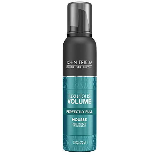 John Frieda Luxurious Volume Perfectly Full Mousse, 7.5 Ounce