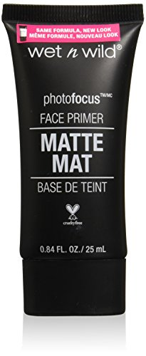 Wet n Wild Photo Focus Matte Face Primer - Partners in Prime