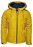 Superdry Padded Elite Jacket Chaqueta, Verde (Warm Olive M6c), M para Hombre