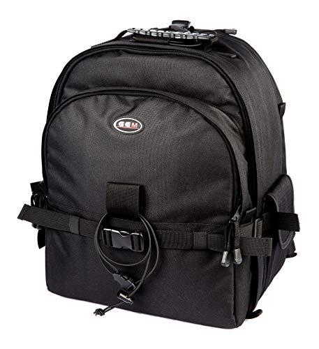 GEM Professionelle SLR DSLR Rucksack Tasche mit Stativhalterung + Regenschutz für Nikon SLR D40, D40X, D60, D80, D90, D300, D300S, D500, D600, D610, D700, D750, D800, D810, D810A, D800E