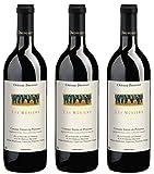 Bio Wein Château Duvivier Les Mûriers Cuvée Rotwein Provence Süd Frankreich 2014 Trocken Vegan (3 x 0.75 l)