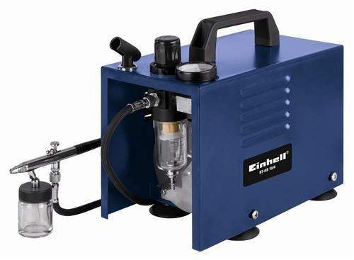 Einhell 4020370 Compresor aerógrafo, 90 W, 230 V