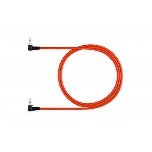 Fostex Replacement Cable for RP-Series Headphones, 1.2 Meter, Orange (ET-RP1.2)