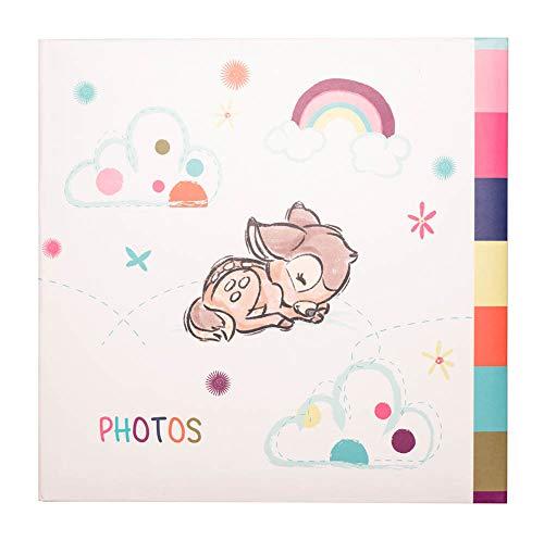 Erik AF200101511 Fotoalbum Disney Bambi, meerkleurig, 21,5 x 22,3 x 5,2 cm