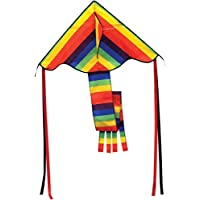 Super Rainbow Flyer Kite