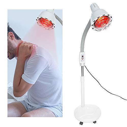 Infrarot Lampe 275W Infrarotstrahler Infrarotlampe Infrarot-Wärmestrahler Rotlicht Strahler Infrarotlichttherapie