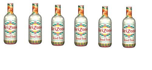 AriZona Iced Peach Tea PET, (6x1.5l), 9 l