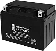 Mighty Max Battery YTZ12S 12V 11AH Battery for Honda 250 NSS250 Reflex 2001-2009 Brand Product