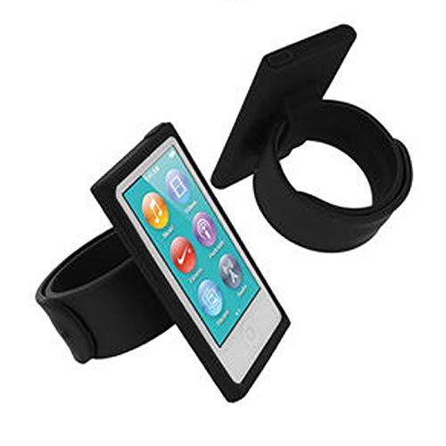 iPod Nano 7, Nano 8 Silicone Case Cover Wristband