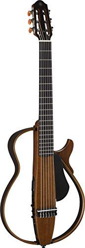 ヤマハ YAMAHA ギター サイレントギター ナイロン弦仕様 ナチュラル SLG200N NT 高音質なアコースティックサウンドを実現するSRTパワードピックアップシステム搭載 チューナー内蔵 専用ソフトケース付属