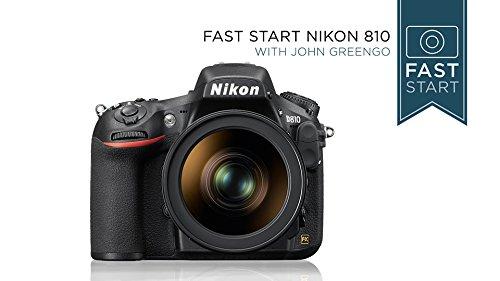 Fast Start Nikon D810