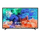 Philips 50PUS6203/12 126 cm (50 Zoll) LED-Fernseher (4K...