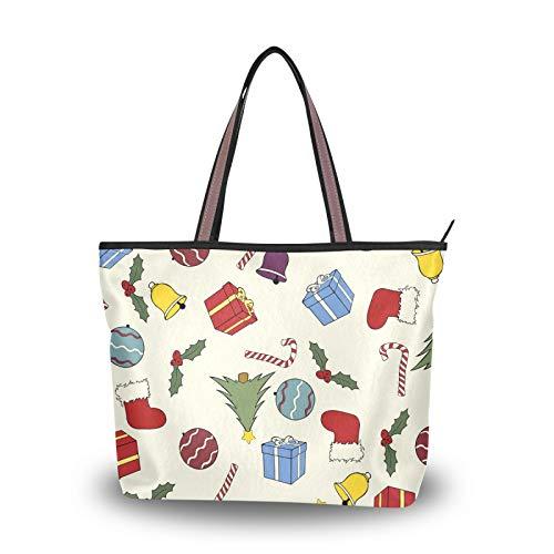 Bolsos de hombro para mujeres, niñas, señoras, bolsos para estudiantes, correa liviana, regalo de Navidad, bola, bolso de mano de dibujos animados, monedero, compras