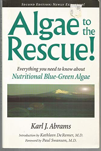 Algae to the Rescue Everything You Need to Know about Nutrition Algae