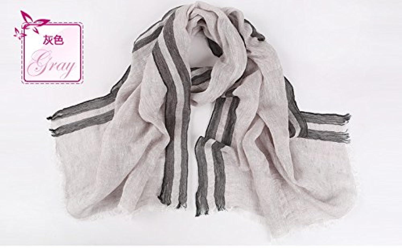 HYP Scarf Shawl Linen Fashion