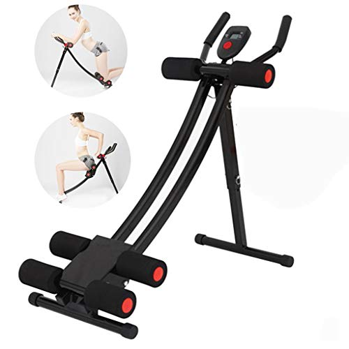 Ab Machine Exercise Equipment, Mosunx Foldable Sit...