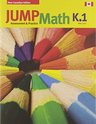 JUMP Math AP Book K.1: Canadian Edition