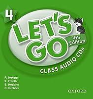 Let's Go 4/E: 4 Class CD