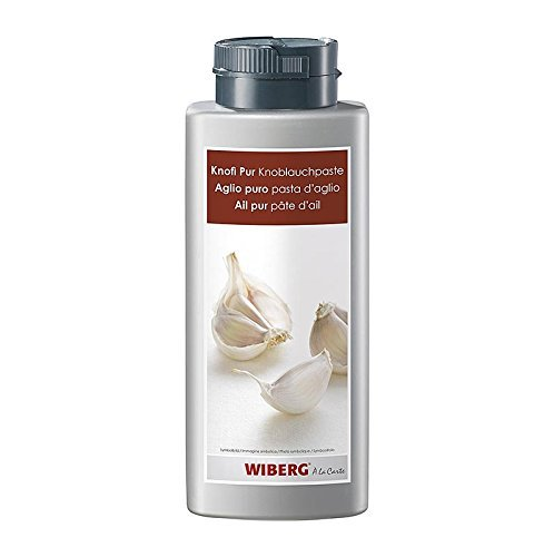 Wiberg - Knofi pur, kräftige Knoblauchpaste, 900g Aromatresor