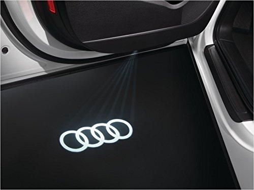 Audi 4G0052133G LED Einstiegsleuchten mit schmalen Stecker