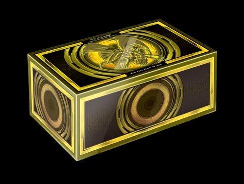 yugiohcard Yu-Gi-Oh! Legendary Gold Box [Red-Eyes Black Dragon] Special Storage Box Only
