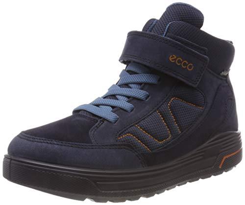 ECCO Jungen URBAN Snowboarder Klassische Stiefel, Blau (Night Sky 1303), 31 EU