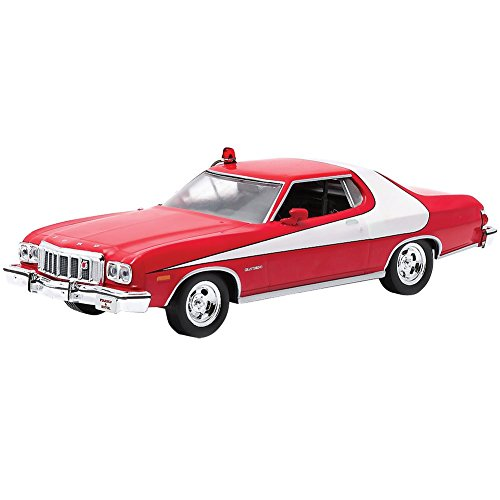 Greenlight Hollywood - Modellino Auto 1976 Ford Gran Torino from Starsky And Hutch