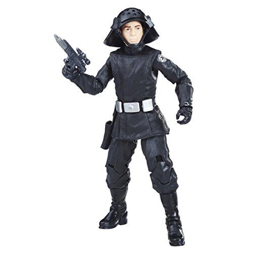 Star Wars Edition Collector – Figura Black Series Trooper de la Estrella de la Muerte – 15 cm