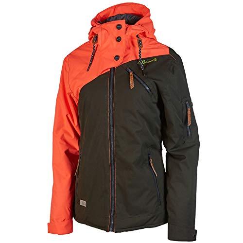 Rehall Willow-R Snowjacket Womens Damen-Skijacke 50352 Solid Coral Gr. XS