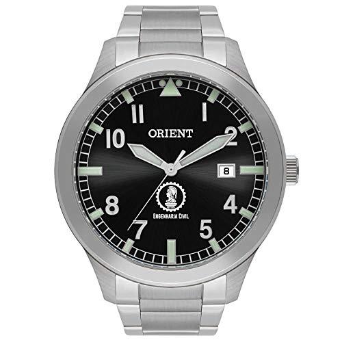 Relógio Orient Masculino Ref: Mbss1361 Fe01p2sx Formatura Engenharia Civil