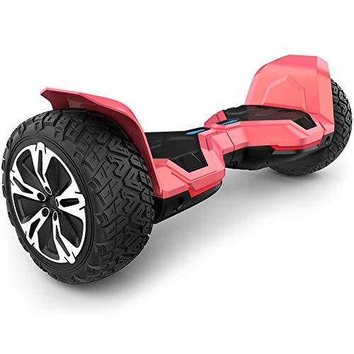 Our #3 Pick is the Gyroor Self Balancing Scooter