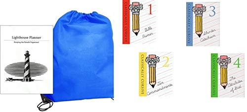 Classically Cursive 1-4 *2nd Edition* Set Homeschool in a Bag