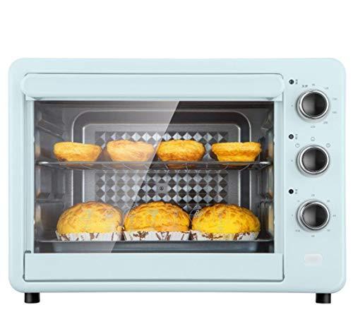 LJXWH Four électrique, Four Multifonction Maison, gâteau ustensiles de Cuisson, 32 litres de Grande capacité Peuvent être utilisés dans la Cuisine/pâtisserie/Restaurant/café/Boissons Boutique/thé