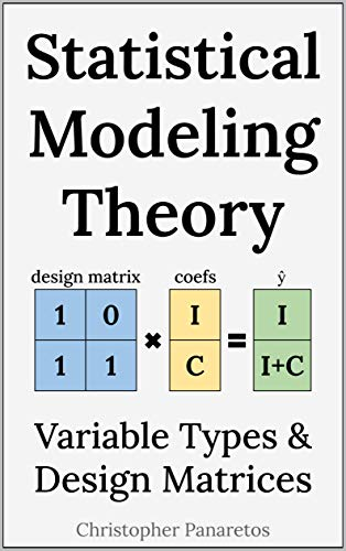 Statistical Modeling Theory: Variable Types & Design Matrices (Biology Experimentation) (English Edition)