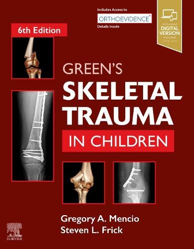 Green's Skeletal Trauma in Children