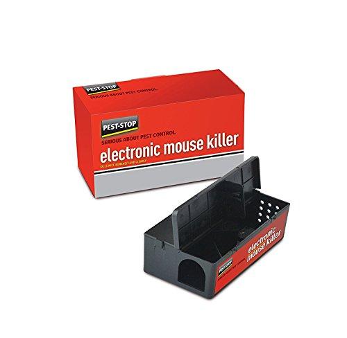 elektrisk musfälla bauhaus