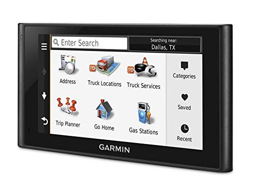 Garmin-dezlCam-LKW-Navigationsgeraet-lebenslange-Kartenupdates-DAB-LKW-spezifisches-Routing-6-Zoll-152cm-Touch-Glasdisplay-Generalueberholt