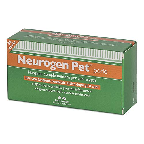 NEUROGEN PET 36 PERLE efficienza cerebrale